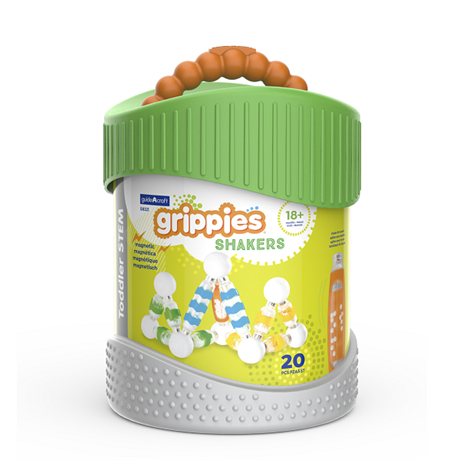 Конструктор Guidecraft Grippies Shakers, 20 деталей G8321