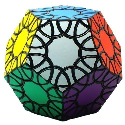 Головоломка VerryPuzzle Clover Dodecahedron