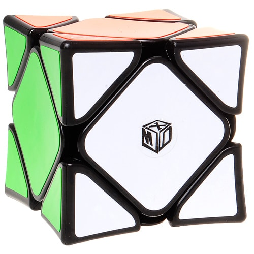 Скьюб QiYi Magnetic Skewb Wingy black